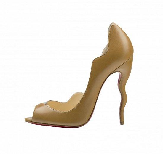 Лукбук обуви Christian Louboutin весна-лето 2015 фото №37