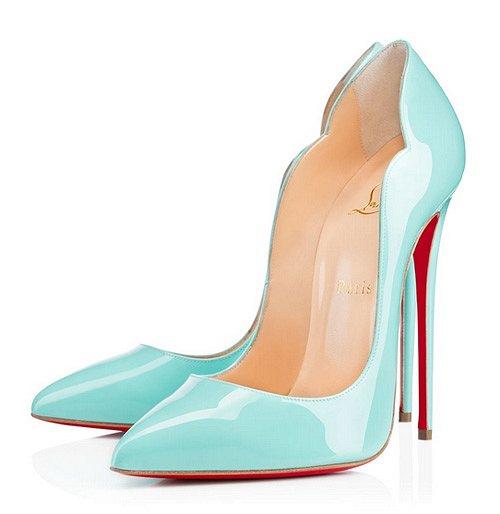 обувь Christian Louboutin весна-лето 2015