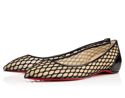 Лукбук обуви Christian Louboutin весна-лето 2015 фото №20