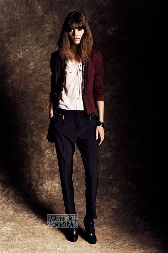 модные брюки осень 2013