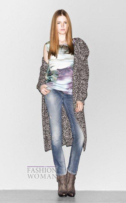Лукбук Sisley осень-зима 2012-2013 фото №17