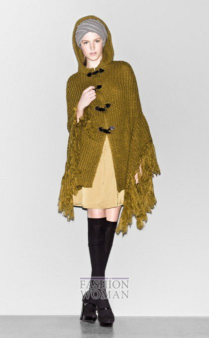 Лукбук Sisley осень-зима 2012-2013 фото №20