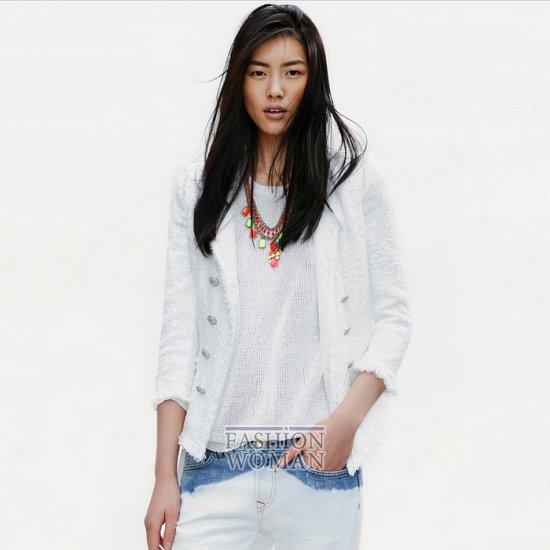 Лукбук Zara апрель 2012 фото №2