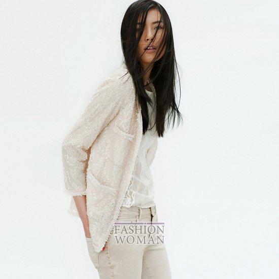 Лукбук Zara апрель 2012 фото №13