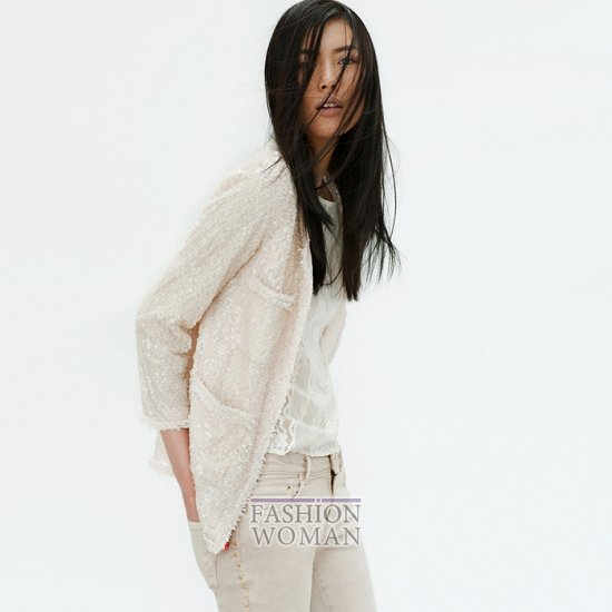 Лукбук Zara апрель 2012 фото №15