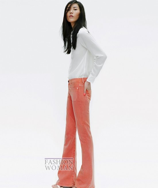 Лукбук Zara апрель 2012 фото №17
