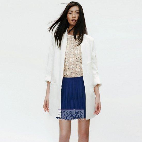 Лукбук Zara апрель 2012 фото №3