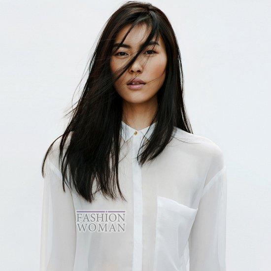 Лукбук Zara апрель 2012 фото №4