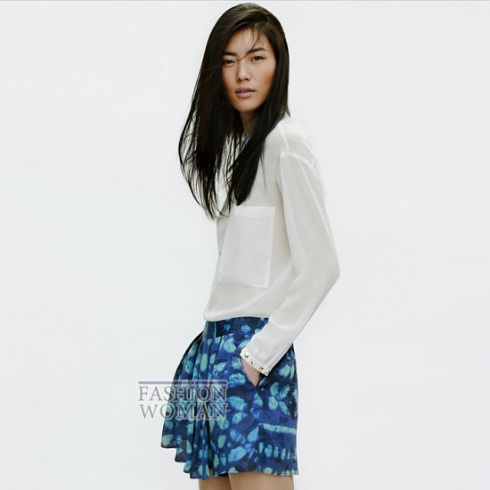 Лукбук Zara апрель 2012 фото №5