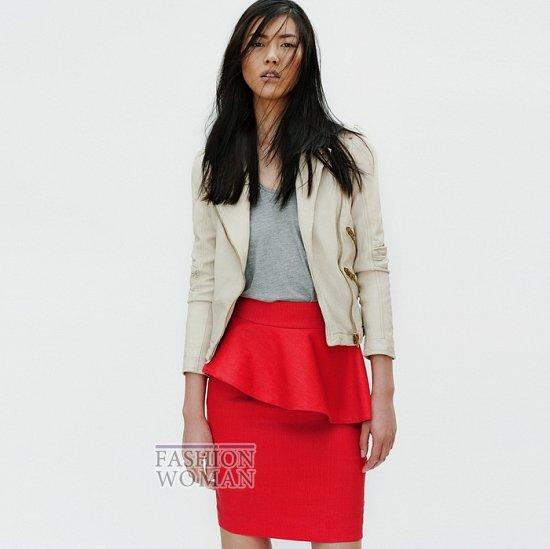 Лукбук Zara апрель 2012 фото №6