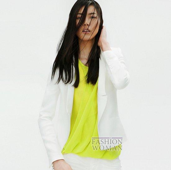 Лукбук Zara апрель 2012 фото №8
