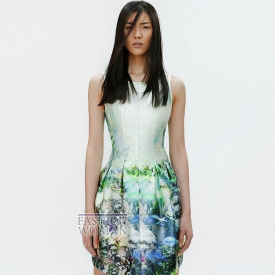 Лукбук Zara апрель 2012 фото №9