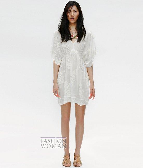 Лукбук Zara апрель 2012 фото №10