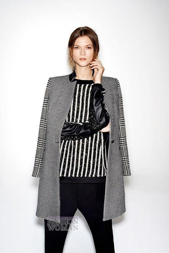 Лукбук Zara декабрь 2012 фото №1