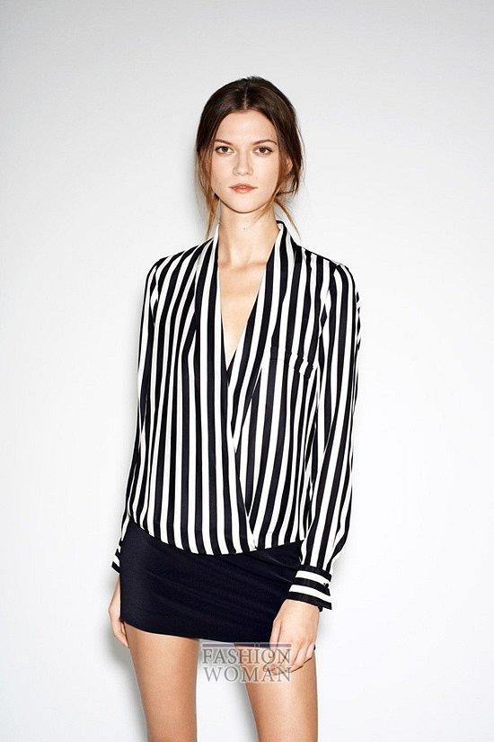 Лукбук Zara декабрь 2012 фото №4