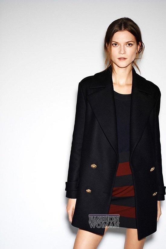 Лукбук Zara декабрь 2012 фото №5