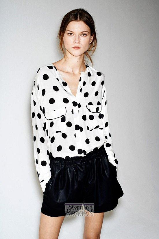 Лукбук Zara декабрь 2012 фото №6