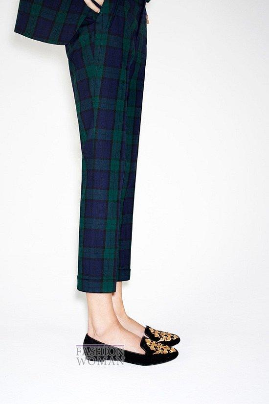 Лукбук Zara декабрь 2012 фото №9