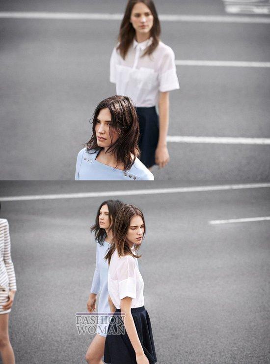 Лукбук Zara февраль 2014 фото №6