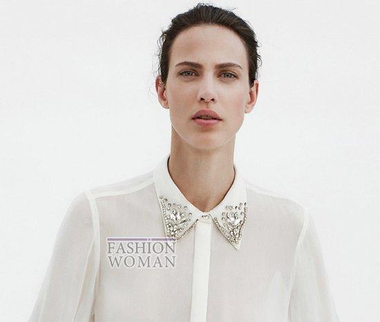 Лукбук Zara июнь 2012 фото №11