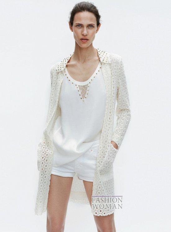 Лукбук Zara июнь 2012 фото №12