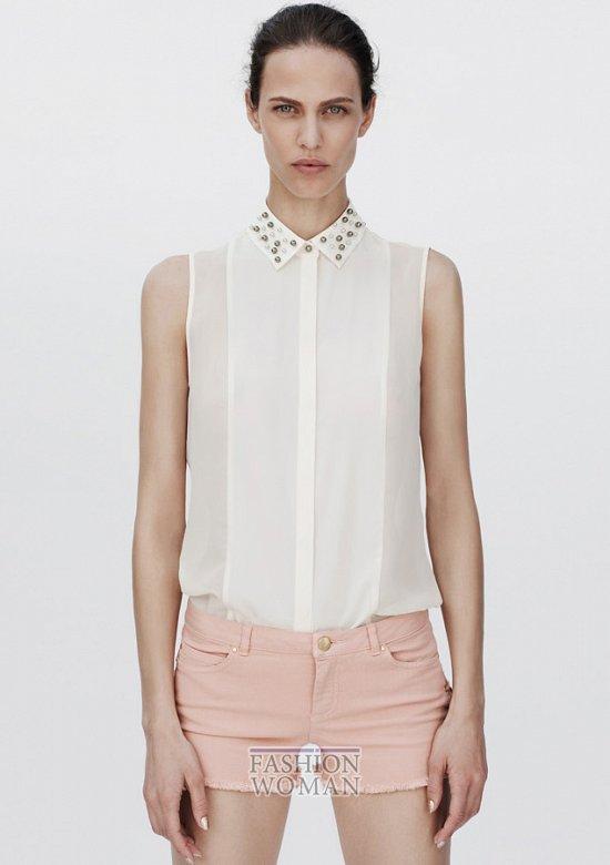 Лукбук Zara июнь 2012 фото №15