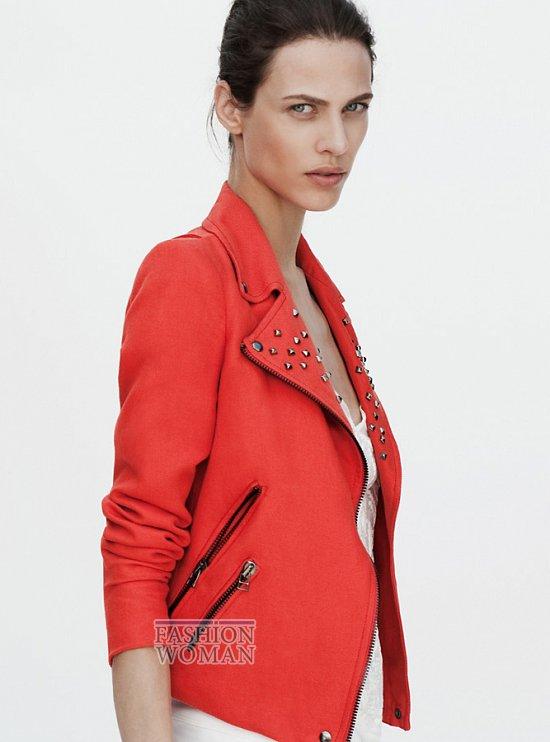 Лукбук Zara июнь 2012 фото №16