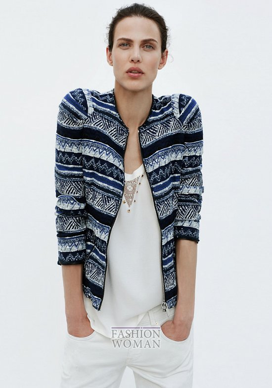 Лукбук Zara июнь 2012 фото №17