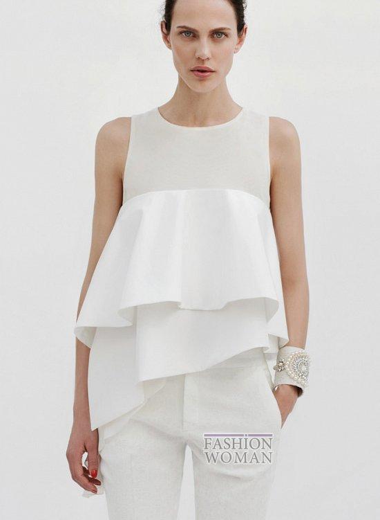 Лукбук Zara июнь 2012 фото №18