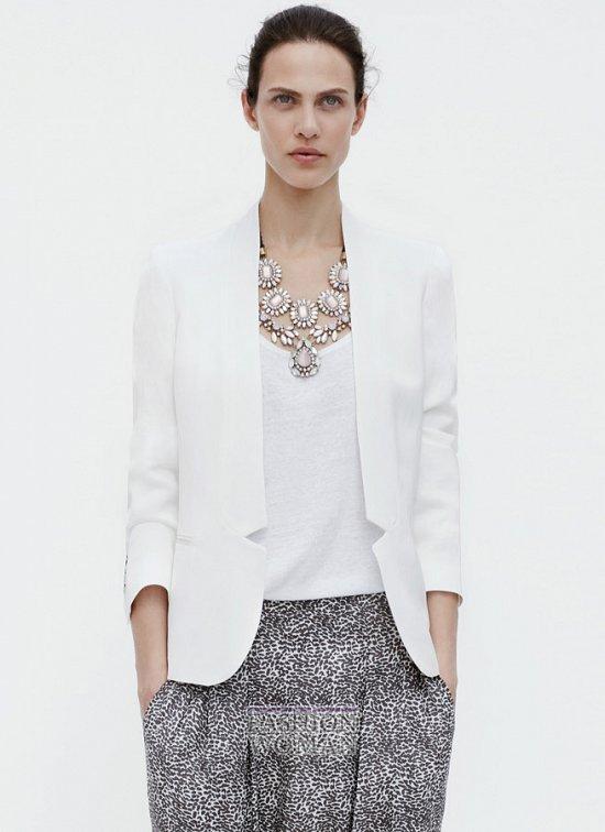 Лукбук Zara июнь 2012 фото №3