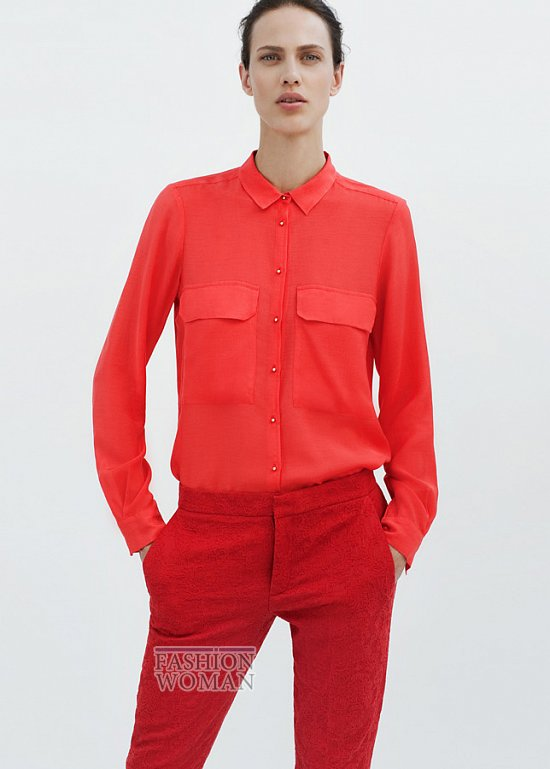 Лукбук Zara июнь 2012 фото №4