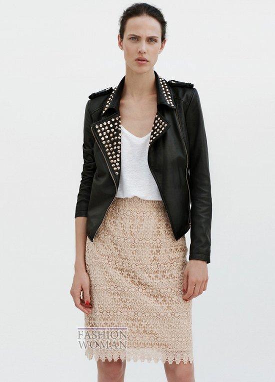 Лукбук Zara июнь 2012 фото №8