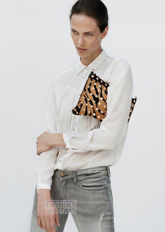Лукбук Zara июнь 2012 фото №9