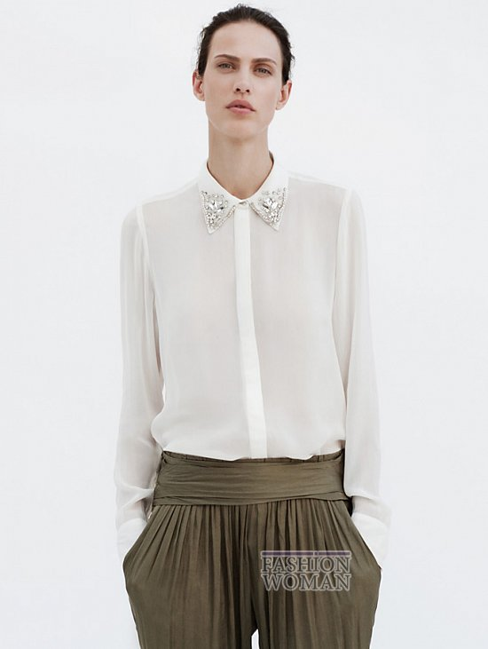 Лукбук Zara июнь 2012 фото №10