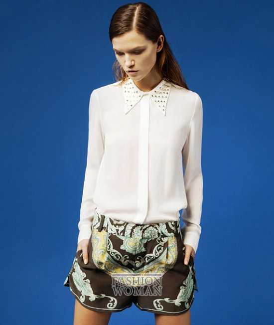 Лукбук Zara март 2012 фото №2