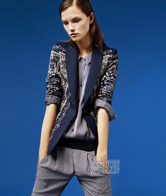 Лукбук Zara март 2012 фото №12