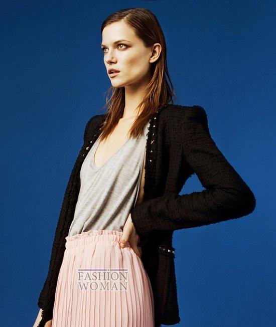 Лукбук Zara март 2012 фото №9