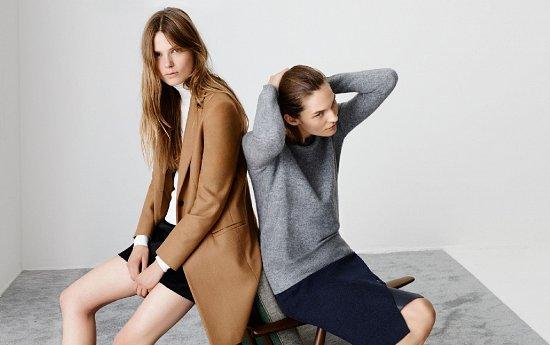 Лукбук Zara ноябрь 2014 фото №9