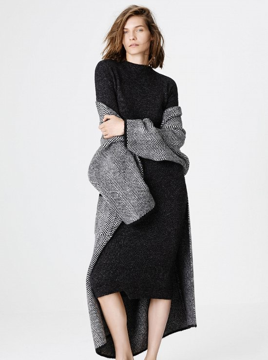 Лукбук Zara ноябрь 2014 фото №5