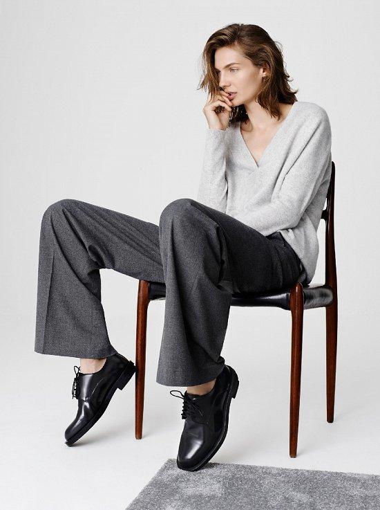 Лукбук Zara ноябрь 2014 фото №6