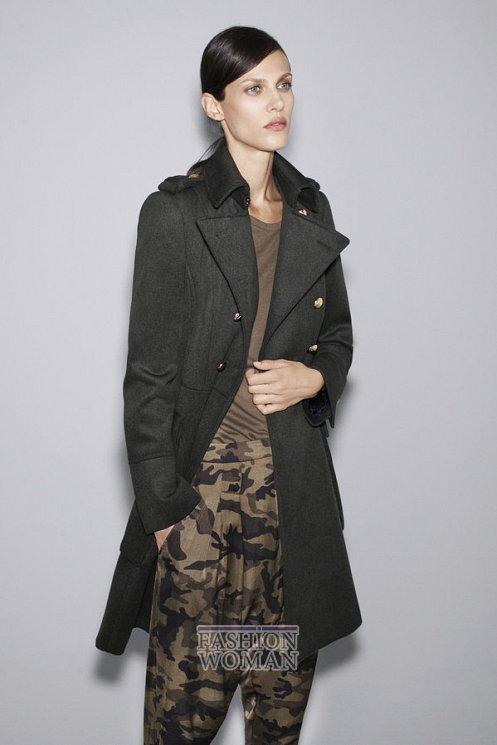Лукбук Zara октябрь 2012 фото №7