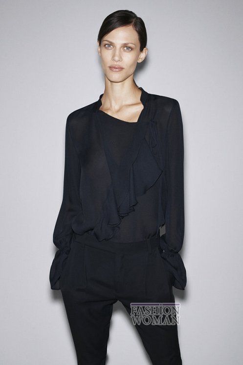 Лукбук Zara октябрь 2012 фото №10