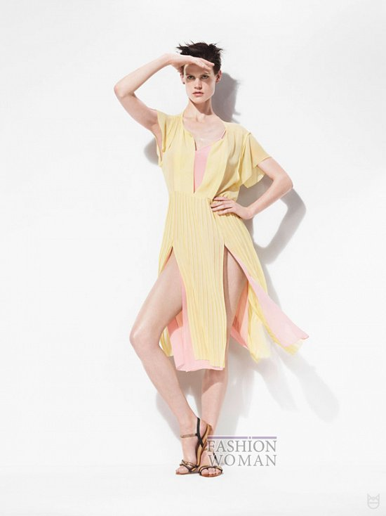 Лукбук Zara весна-лето 2012 фото №6