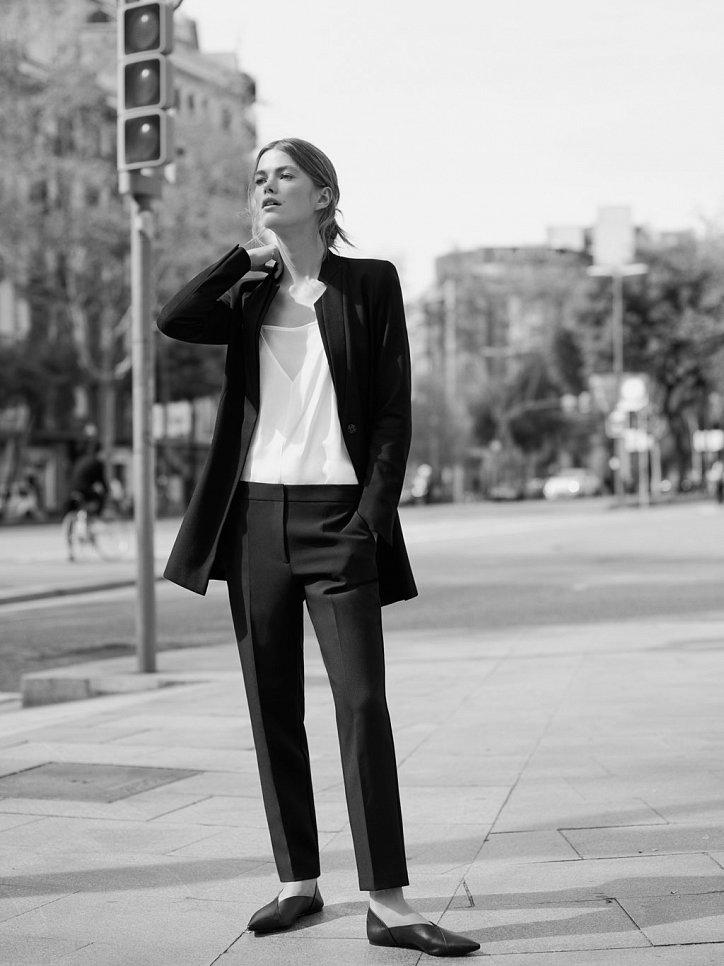 Zara Monday to Friday Lookbook Spring-Summer 2016