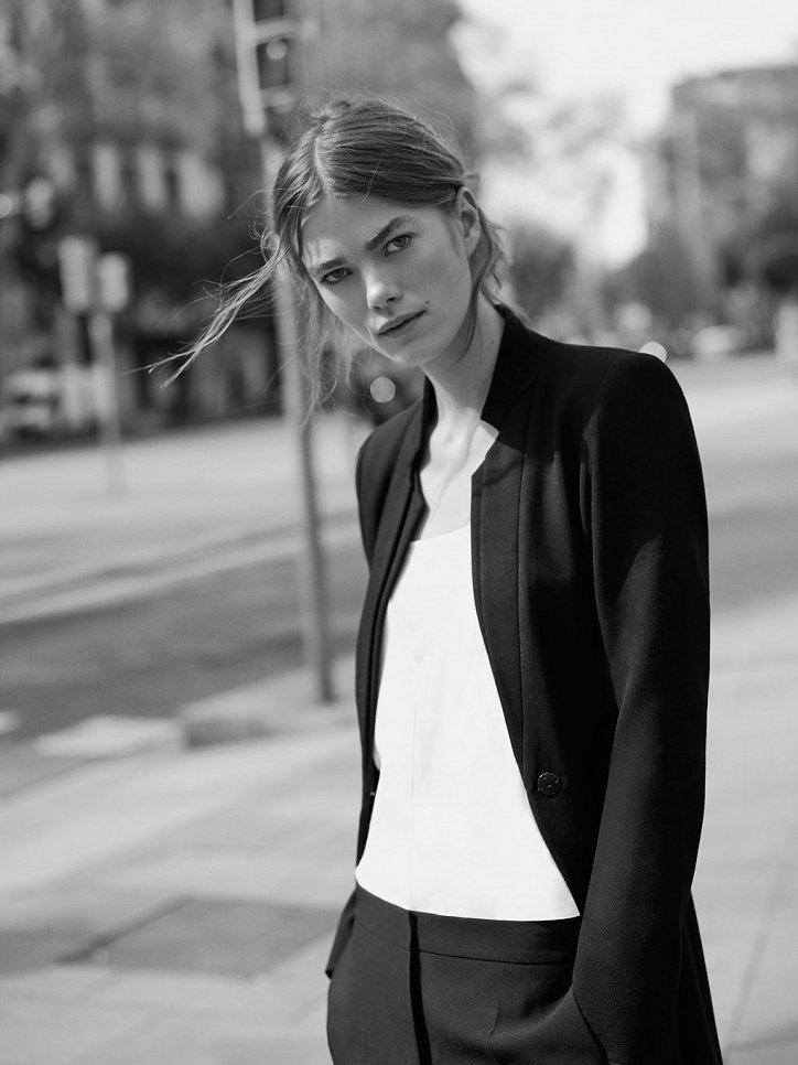 Лукбук Zara весна-лето 2016 фото №2