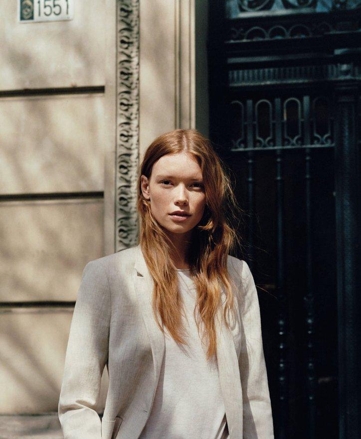 Лукбук Zara весна-лето 2016 фото №3