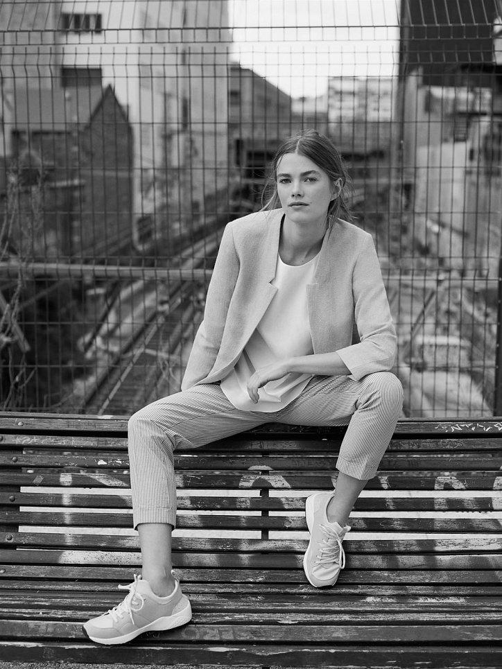 Лукбук Zara весна-лето 2016 фото №9