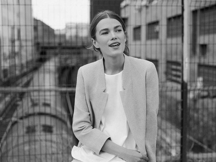 Лукбук Zara весна-лето 2016 фото №10