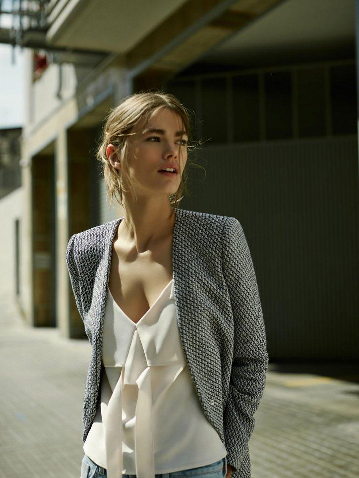 Лукбук Zara весна-лето 2016 фото №12