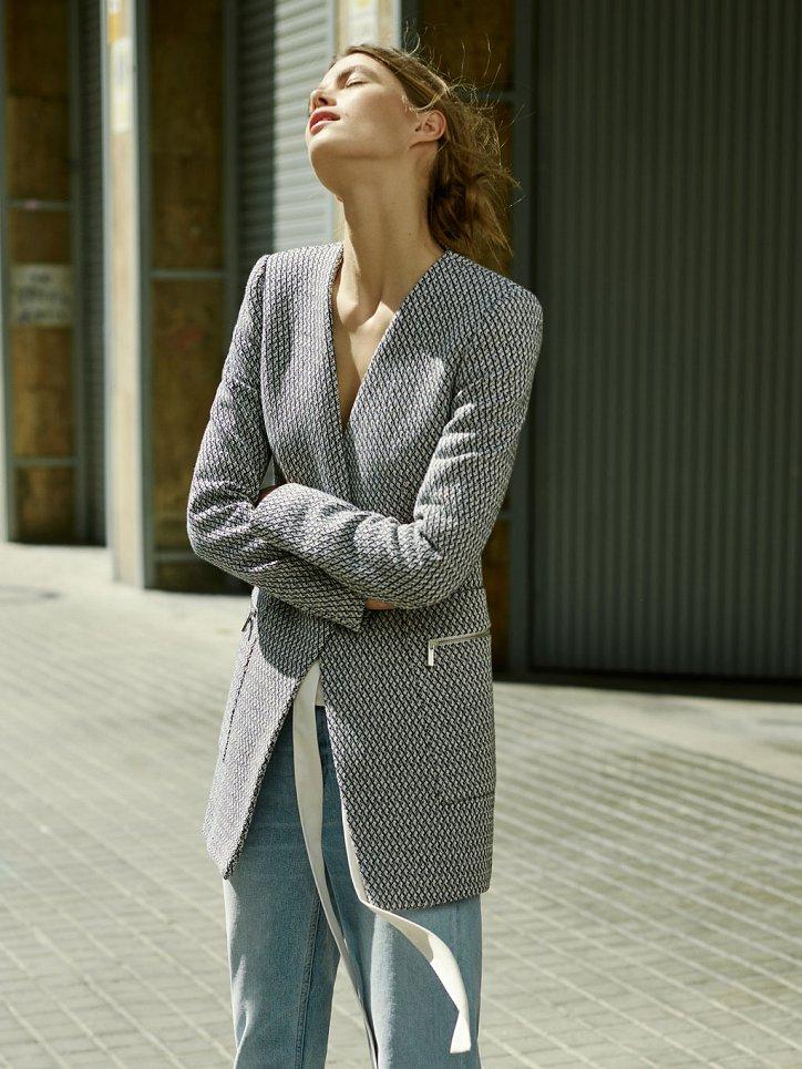 Лукбук Zara весна-лето 2016 фото №13